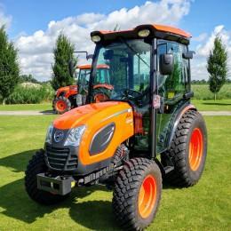 Ciągnik Kioti CK4010CH HST z kabiną fabryczną / CK4010CH-EU / Rok produkcji 2020, numer podwozia DD1E40DCCL1000009/GTU07