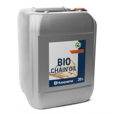 Olej mineralny do łańcuchów X-GUARD BIO 10 L