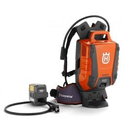 Akumulator plecakowy BLi 550X Husqvarna/z uprzężą i adapterem