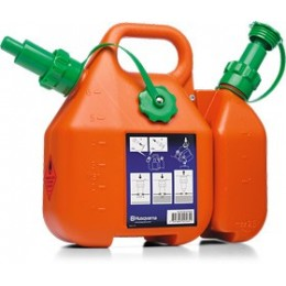 Pojemnik combi 6l paliwa+ 2,5l oleju