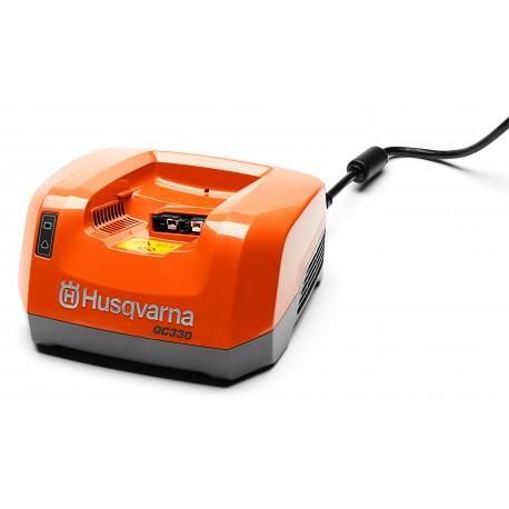 Ładowarka akumulatorów QC330 Husqvarna / 967 09 14-01 /970 52 22-01
