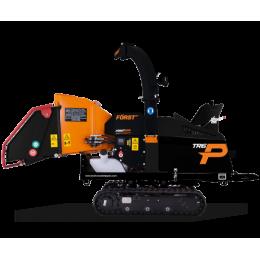 Forst TR6P Marka Redwood Global przyczepa specjalna przeznaczenie rębak numer seryjny: SA9TRP6000, rok produkcji 2021