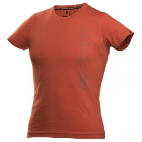 Koszulka damska pomarańczowa rozm. XS