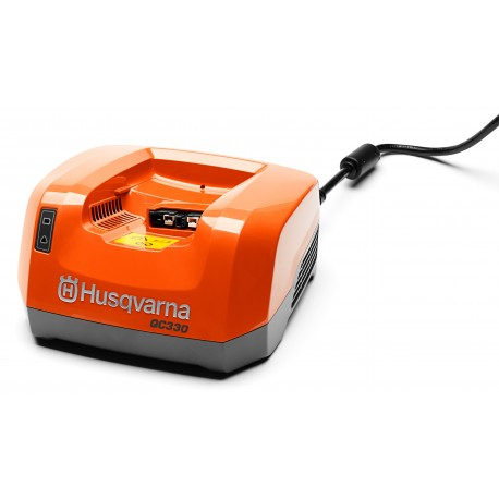 Ładowarka akumulatorów QC330 Husqvarna / 967 09 14-01