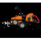 Forst ST8D Marka Redwood Global przyczepa specjalna przeznaczenie rębak rok produkcji 2020, numer identyfikacyjny SA9ST800000283